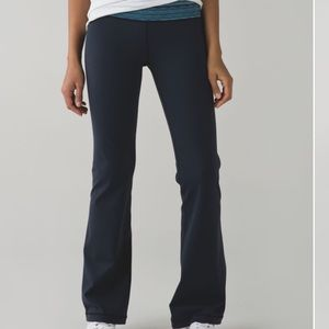 Lululemon In The Groove Pant III flare bootcut 10